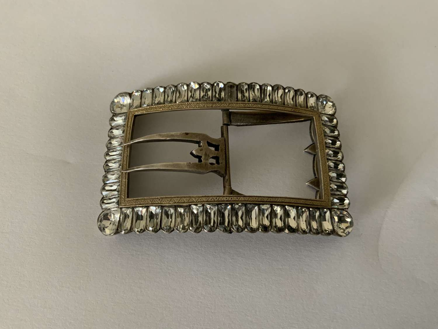 French paste buckle