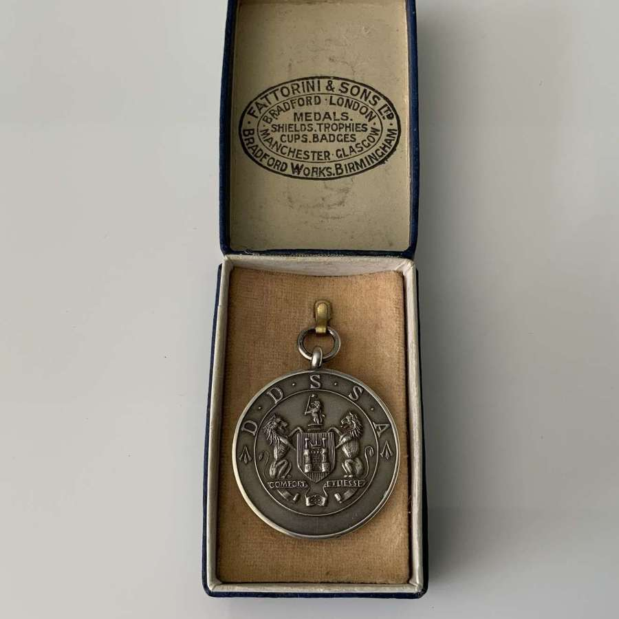 Chester silver medal